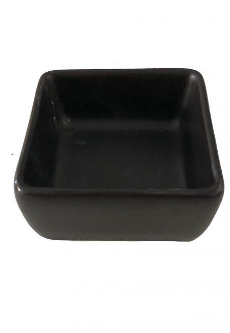 Tapas bakje zwart