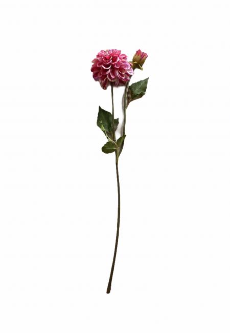 Dahlia kunstbloem, de leuke dingen