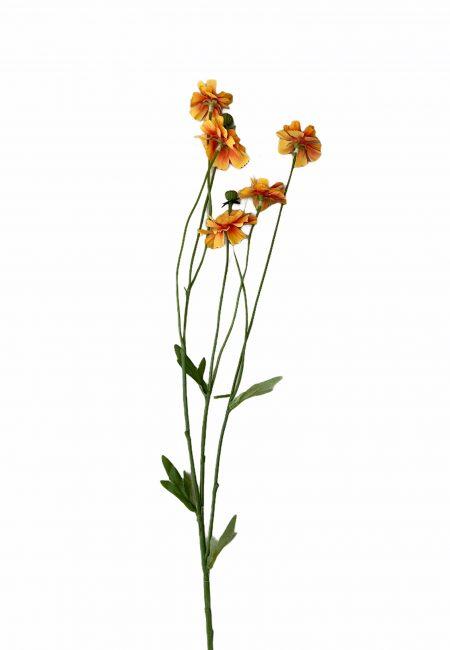 Oranje Kunstbloem