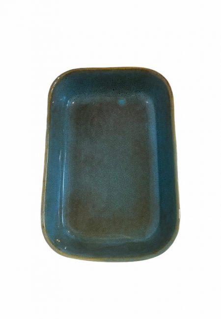 Ovenschaal blauw