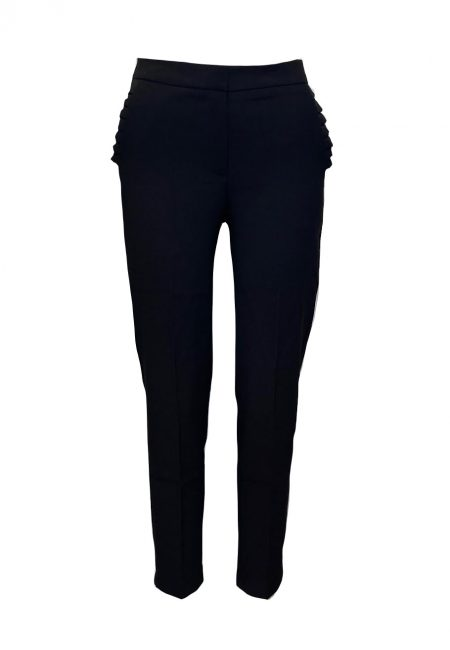 Zwarte chino pants