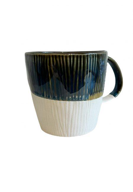Aardewerk koffiemok