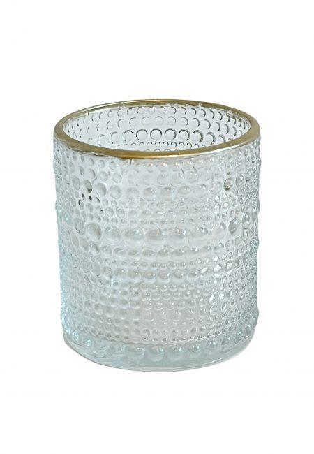 Sfeerlichtje van glas